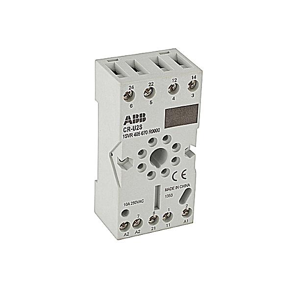 ABB 1SVR405670R0000 Relay Socket Or Base