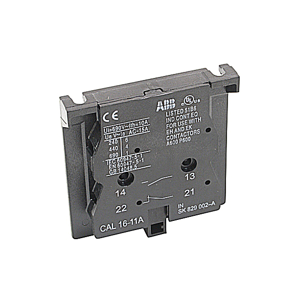 ABB CAL16-11A Auxiliary Contact Block