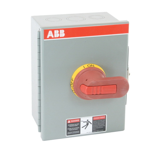 ABB NF162-3PY6C Enclosed Disconnect Switch