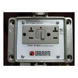 Grace Engineered Products H-RF0-K4 GFCI Receptacle