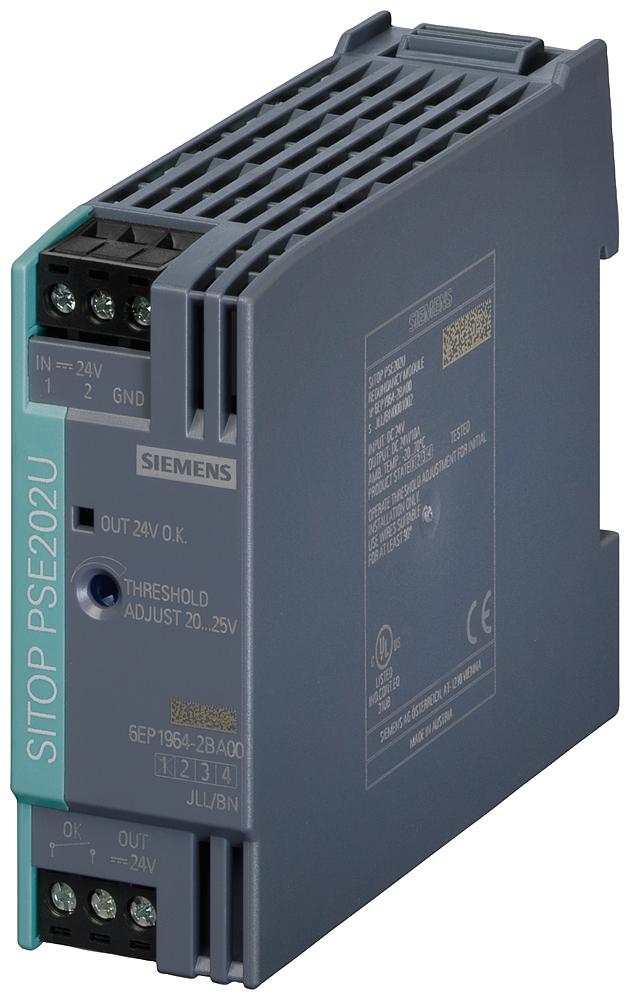 Siemens 6EP19642BA00 Redundancy Module