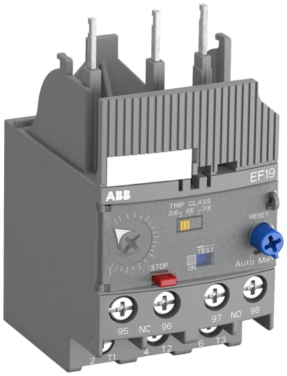 ABB EF19-18.9 Electronic Overload Relay