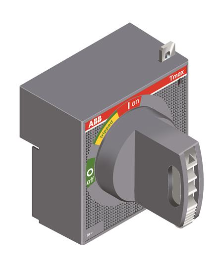 ABB KT6VD-H Rotary Handle