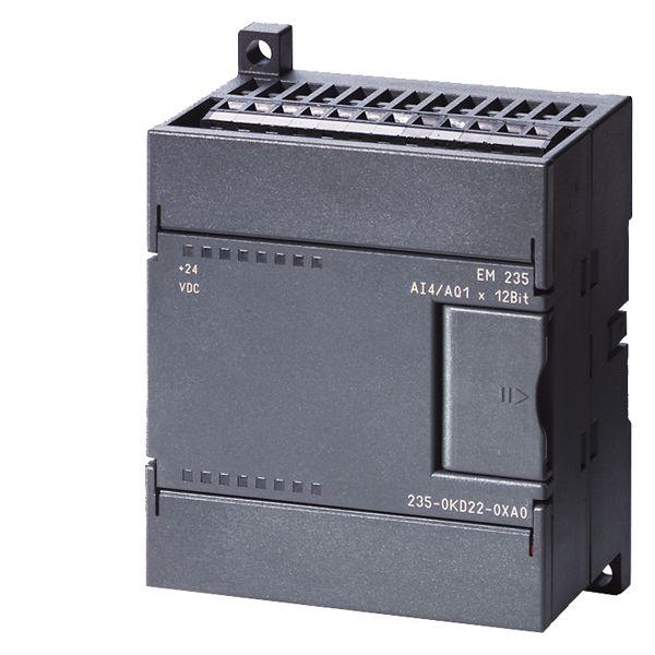 Siemens 6ES72350KD220XA0 SIMATIC PLC Analog I/O Module