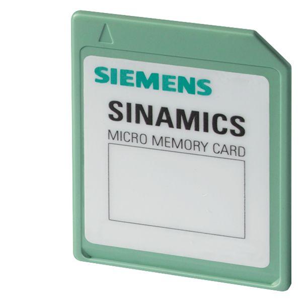 Siemens 6SL30547EG002BA0 SD-Card