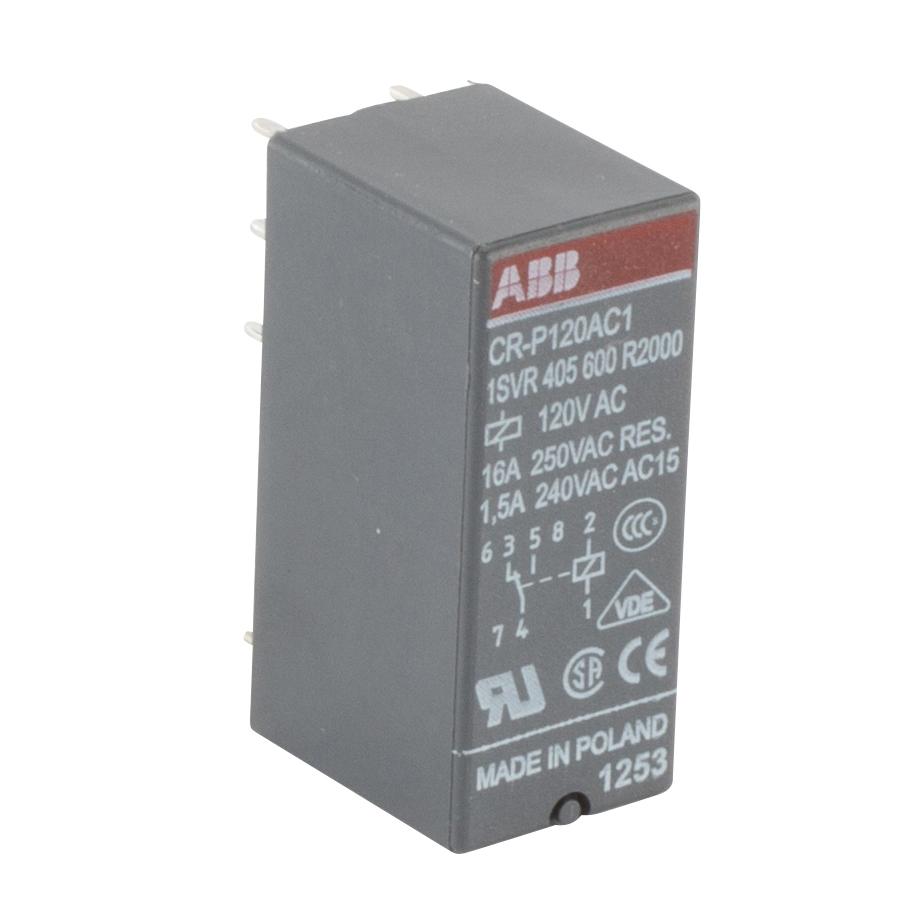 ABB 1SVR405600R2000 Pluggable Interface Relay