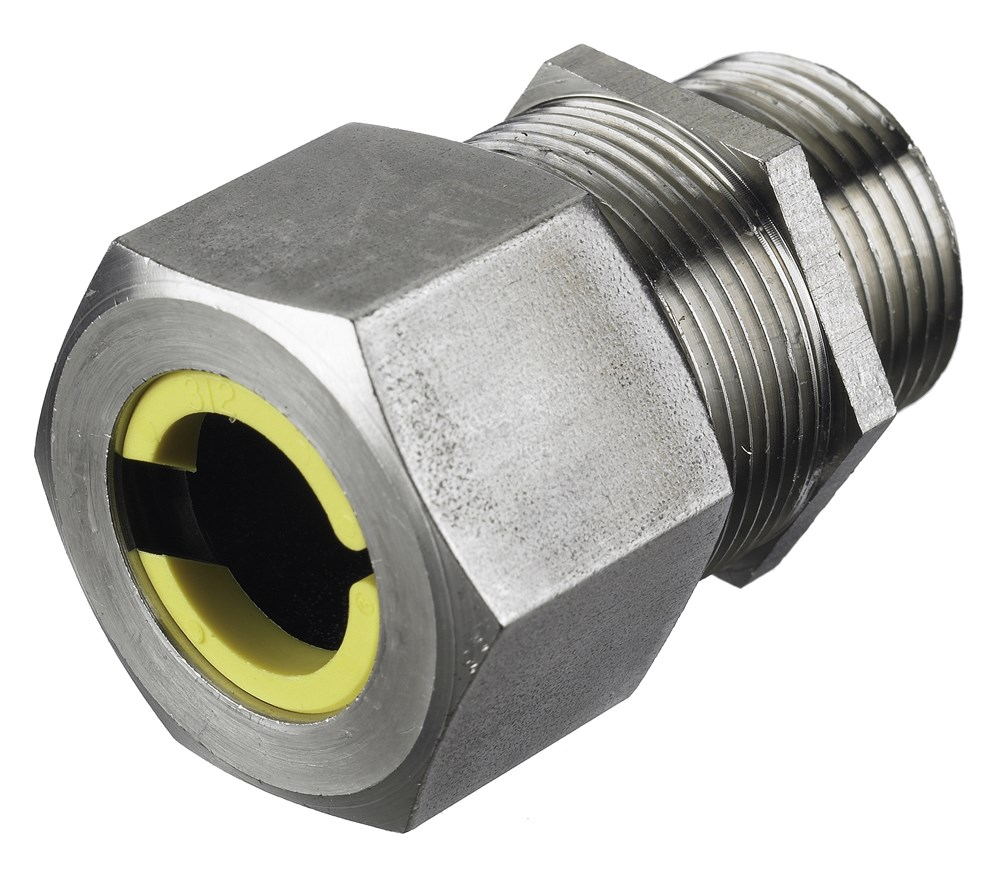 Hubbell SHC1037SS Cord Connector