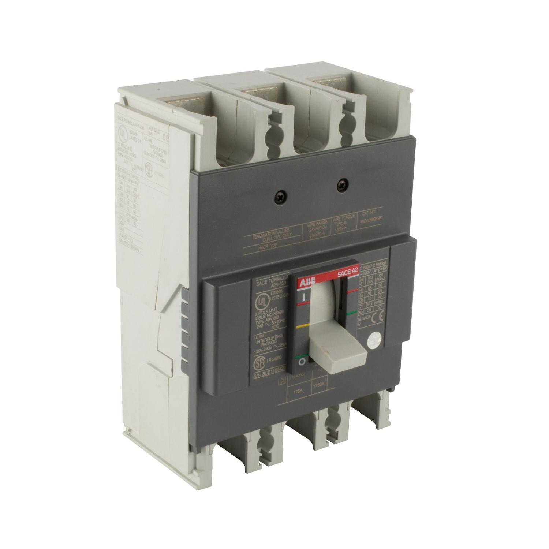 ABB A2N175TW FORMULA Molded Case Circuit Breaker