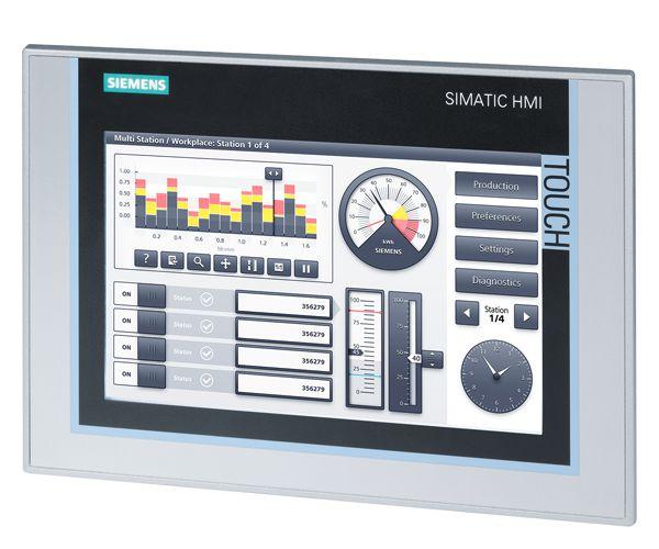Siemens 6AV21240JC010AX0 SIMATIC Comfort Panel
