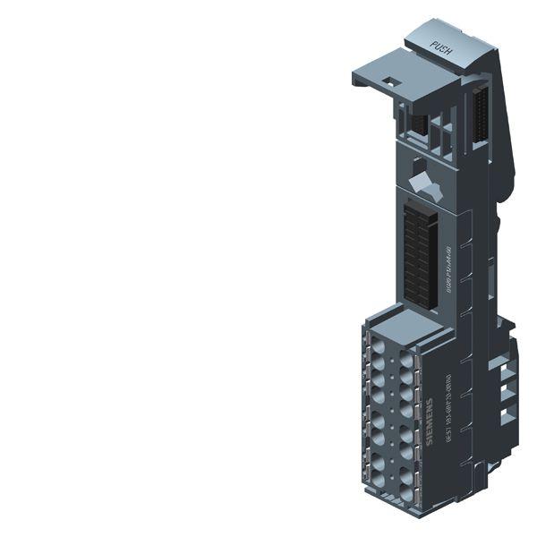 Siemens 6ES71936BP200BB0 Base Unit