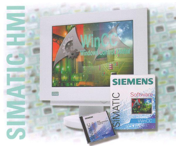 Siemens 6AV63811AA000BX5 PLC Software