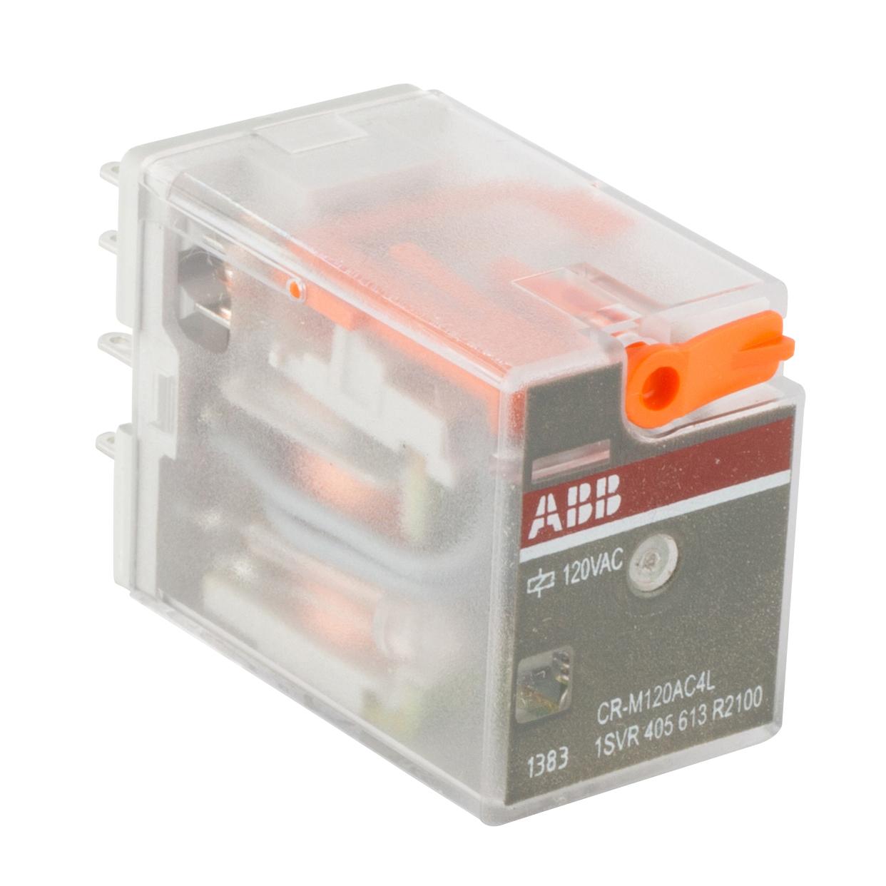 ABB 1SVR405613R2100 Pluggable Interface Relay
