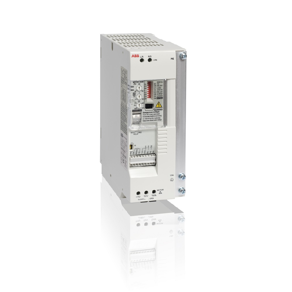 ABB ACS55-01E-07A6-2 Micro AC Drive
