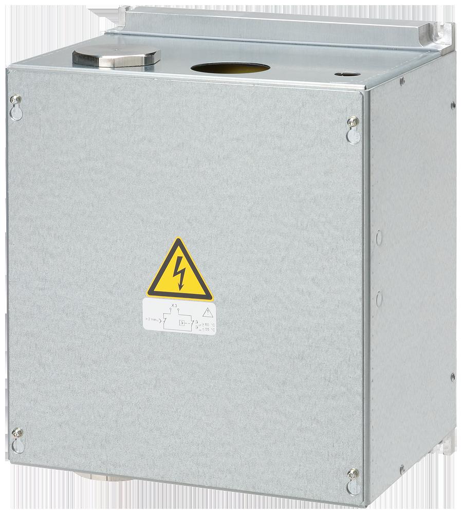 Siemens 6SN11131AA001JA1 Protection Module