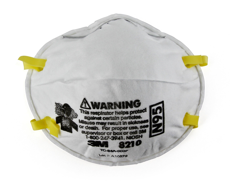3M 8210-RESPIRATOR Respirator