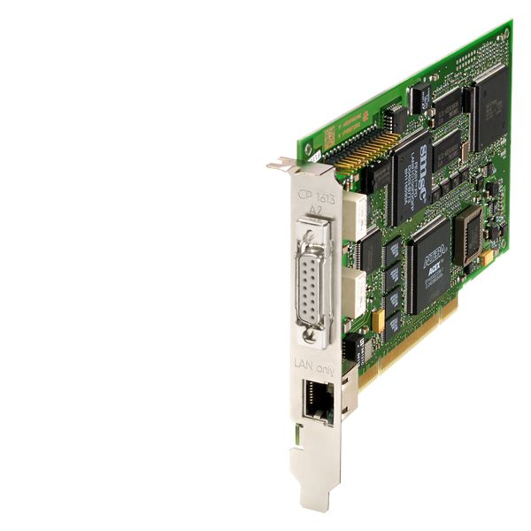 Siemens 6GK11613AA01 PCI Card