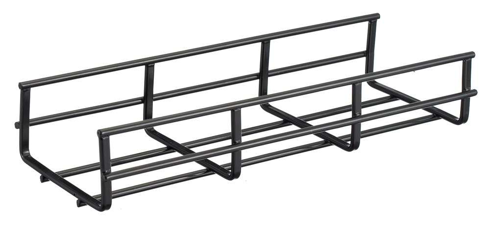 Hubbell HBT0204SBK Wire Basket Tray