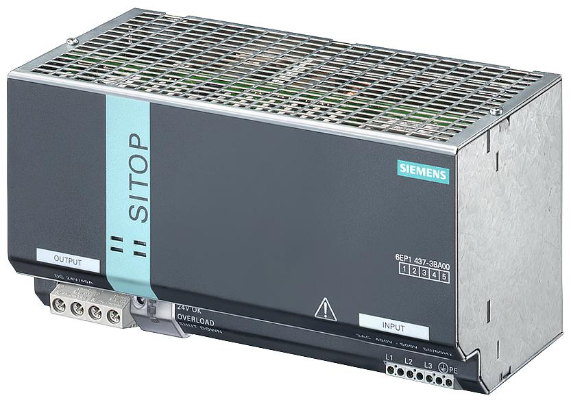 Siemens 6EP14373BA00 Power Supply