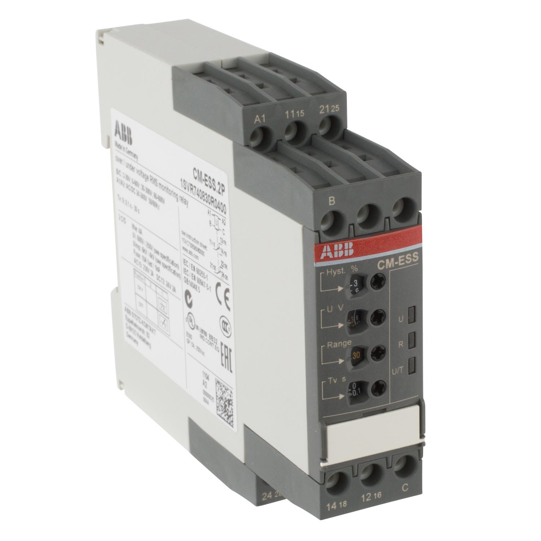 ABB 1SVR740830R0400 Voltage Monitoring Relay