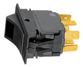 Hubbell MR123LRSP Rocker Switch