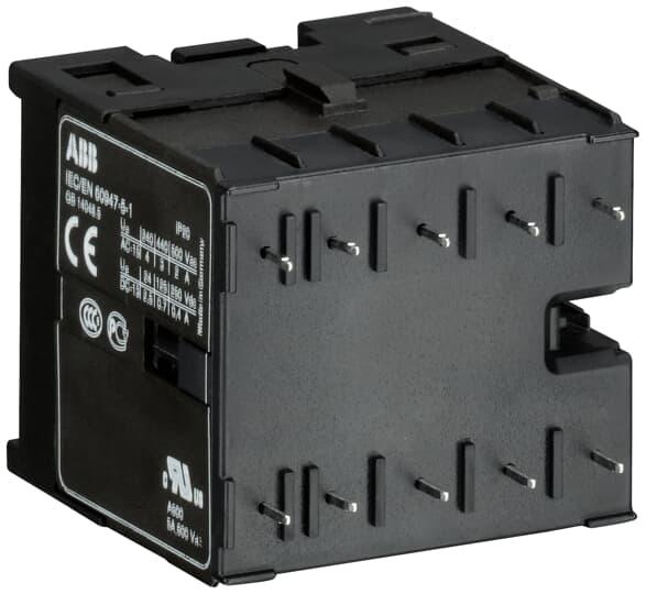 ABB KC6-31Z-P04 Mini Contactor Relay