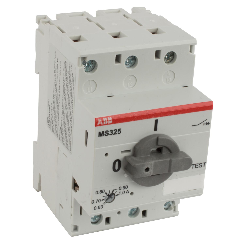 ABB MS325-1.0 Manual Motor Starter
