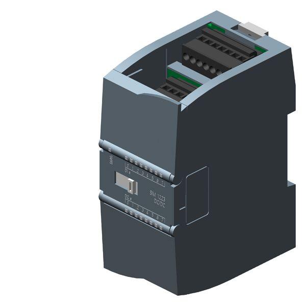 Siemens 6ES72231BH320XB0 SIMATIC Digital I/O Module