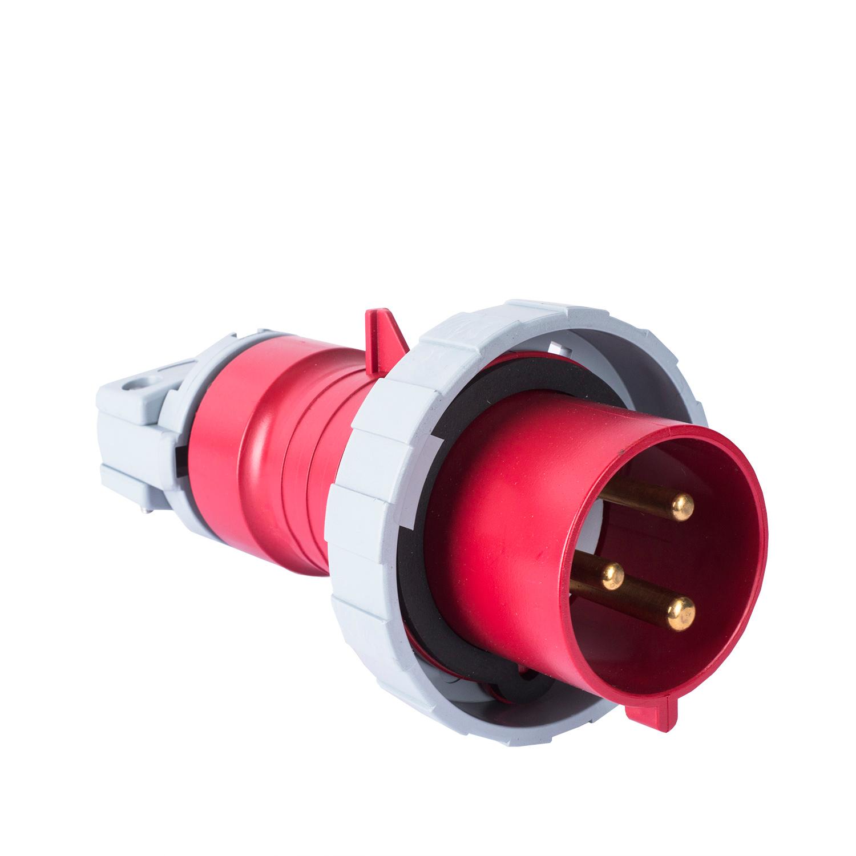 ABB ABB520P7W Pin and Sleeve Plug