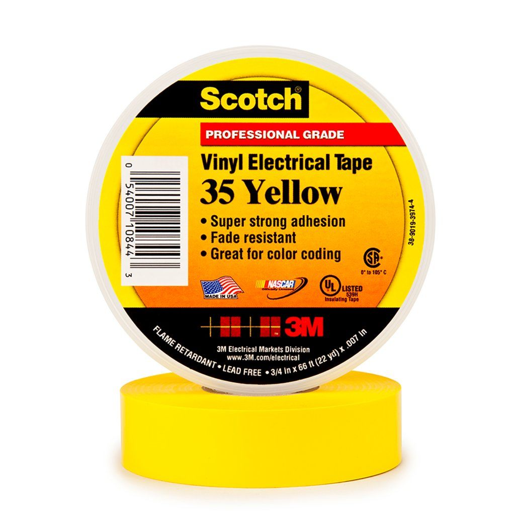 3M 054007-10844 Color Coding Tape