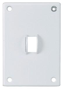 Hubbell SWP1 Standard Security Wallplate