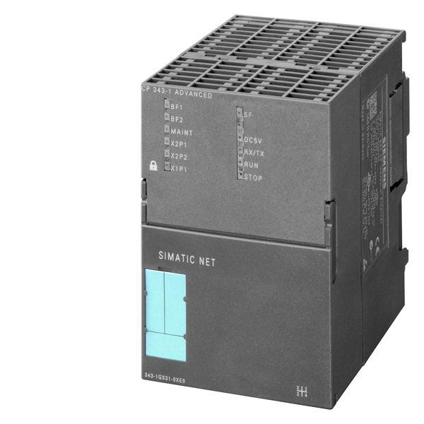 Siemens 6GK73431GX310XE0 Communication Processor