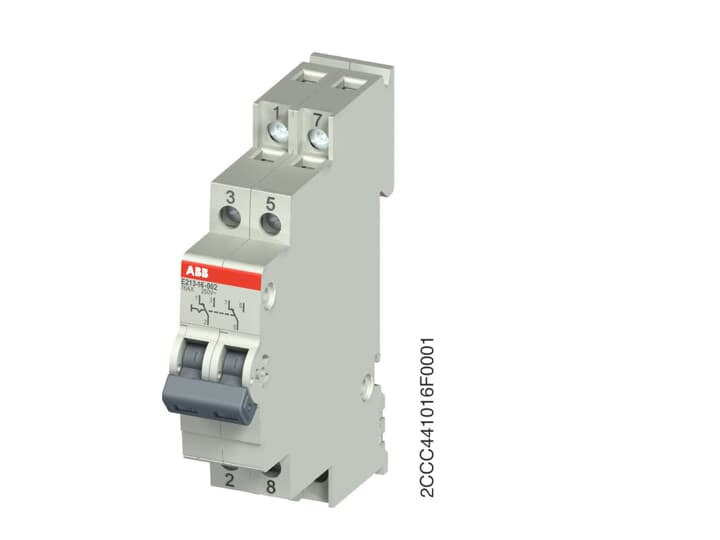 ABB E213-16-002 Change Over Switch