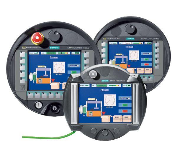 Siemens 6AV66450CA010AX0 SIMATIC Mobile Panel