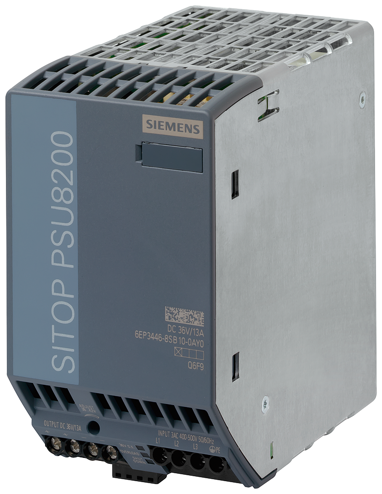 Siemens 6EP34468SB100AY0 Power Supply Module