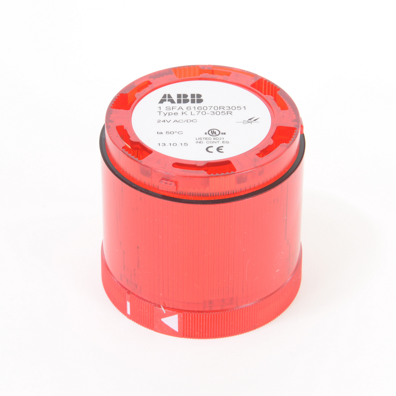 ABB KL70-305R Stack Light Element Module