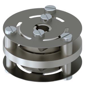 Siemens 6FX20017KF10 Spring Disk Coupler