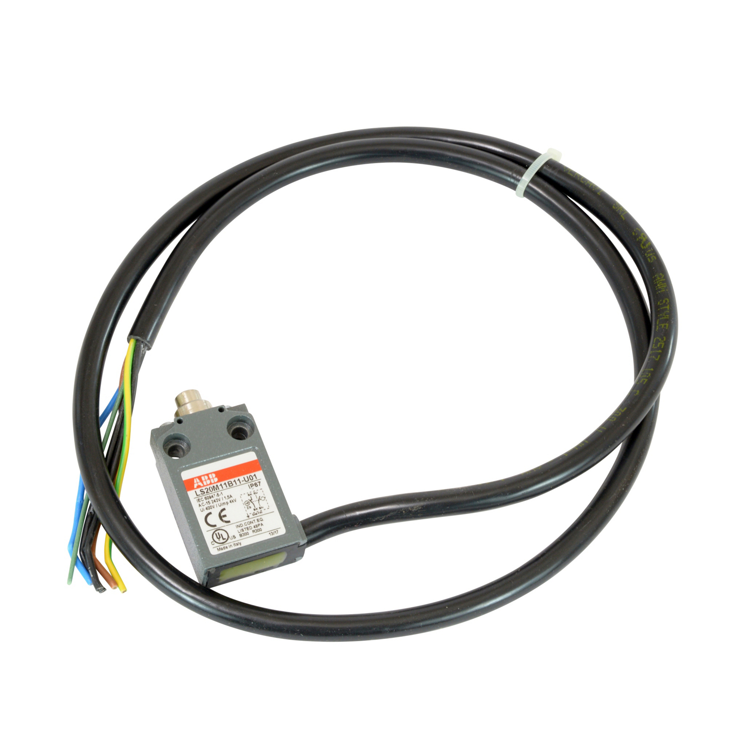 ABB LS20M11B11-U01 Limit Switch
