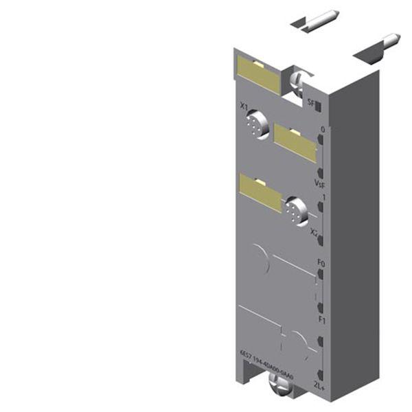 Siemens 6ES71944DA000AA0 SIMATIC Connection Module