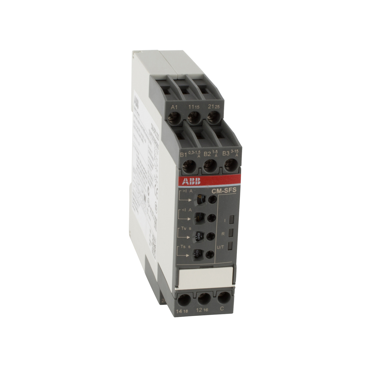 ABB 1SVR730760R0500 Current Monitoring Relay