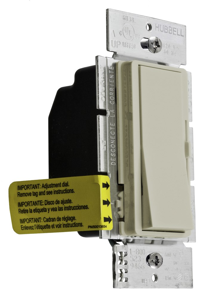 Hubbell RDVCL153PI Dimmer Switch