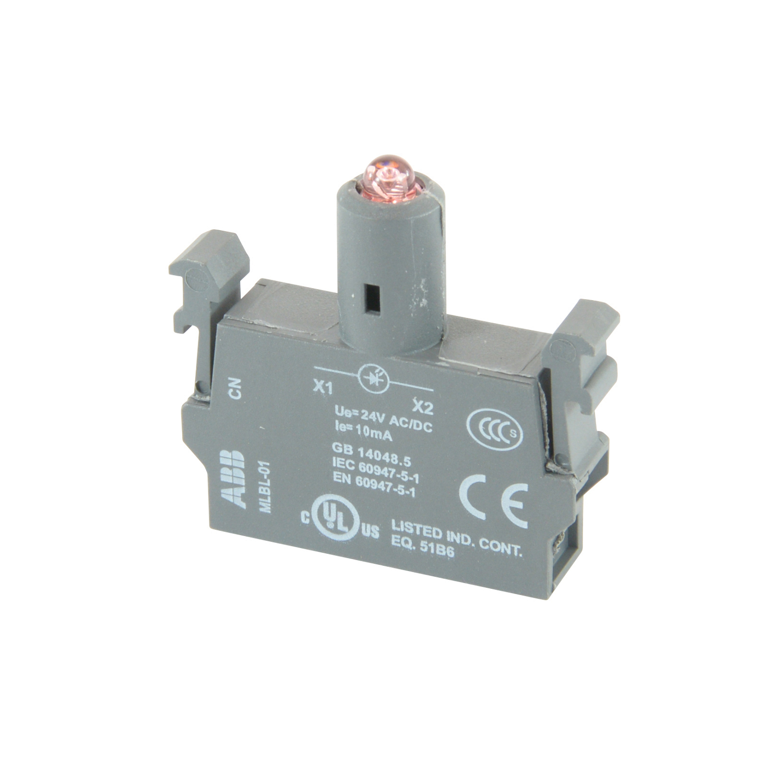 ABB MLBL-01R Modular Lamp Block
