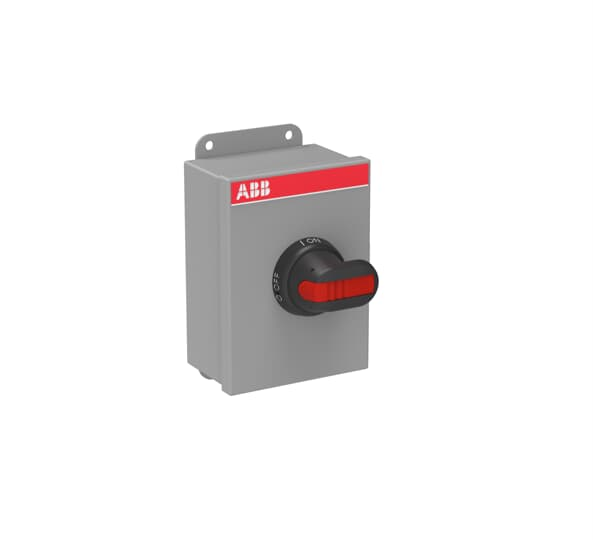 ABB EOT63U3M1-P Enclosed Disconnect Switch