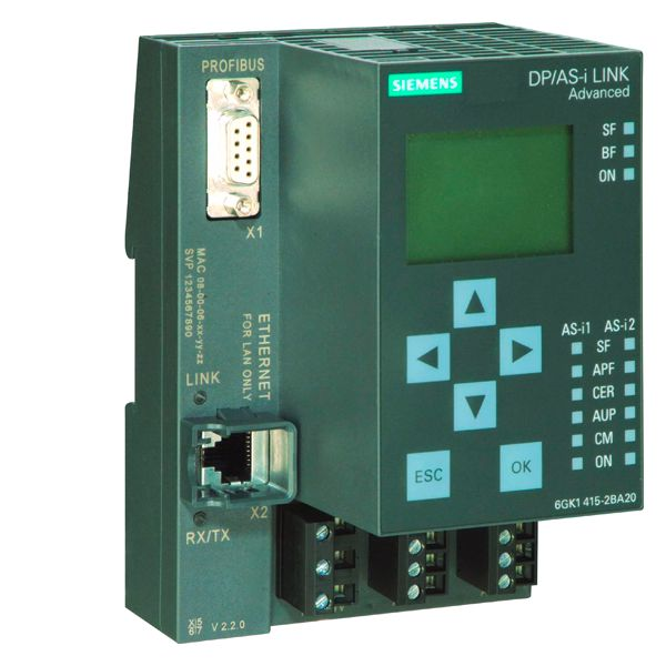 Siemens 6GK1411-2AB20 SIMATIC Communication Gateway