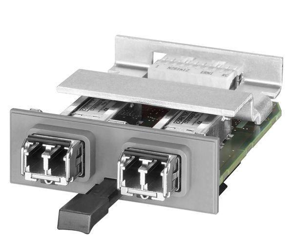 Siemens 6GK59922AS008AA0 Media Module
