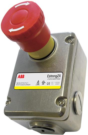 ABB 2TLA050220R0025 Emergency Stop Button