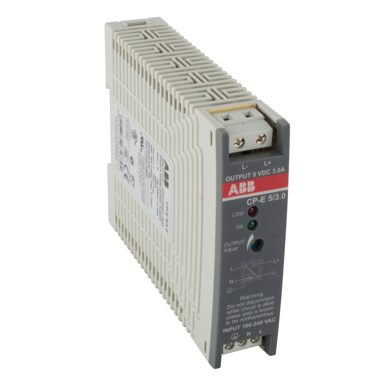 ABB 1SVR427033R3000 Primary Switch Mode Power Supply