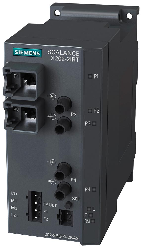 Siemens 6GK52022BB002BA3 Ethernet Switch