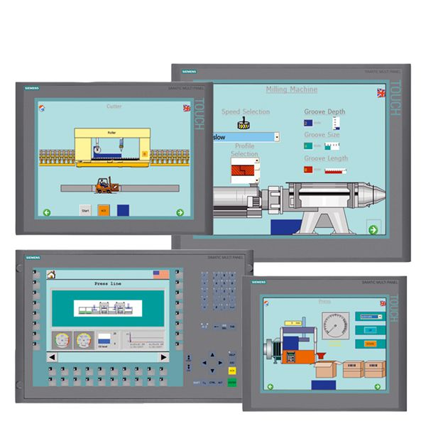 Siemens 6AV66440AA012AX0 SIMATIC Touch Multi-Panel