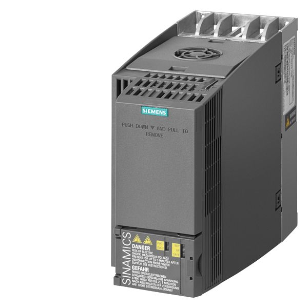 Siemens 6SL32101KE217UF1 AC Variable Frequency Drive