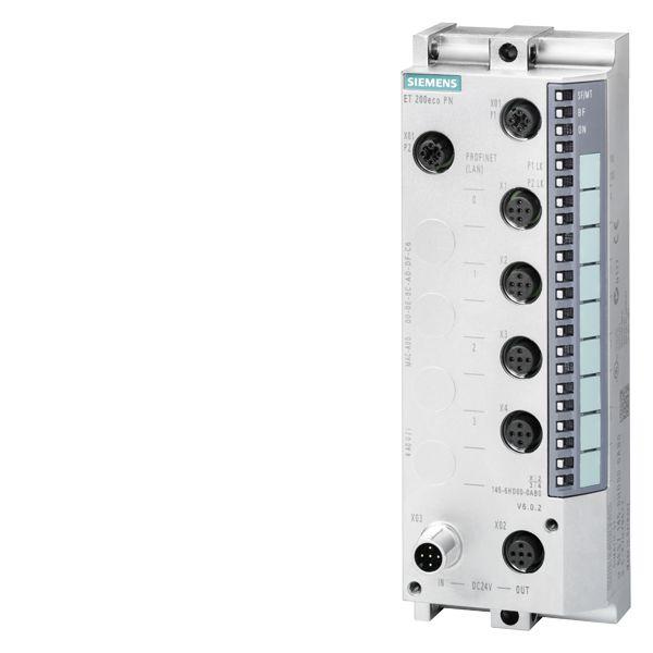 Siemens 6ES71456HD000AB0 SIMATIC Analog Output Module